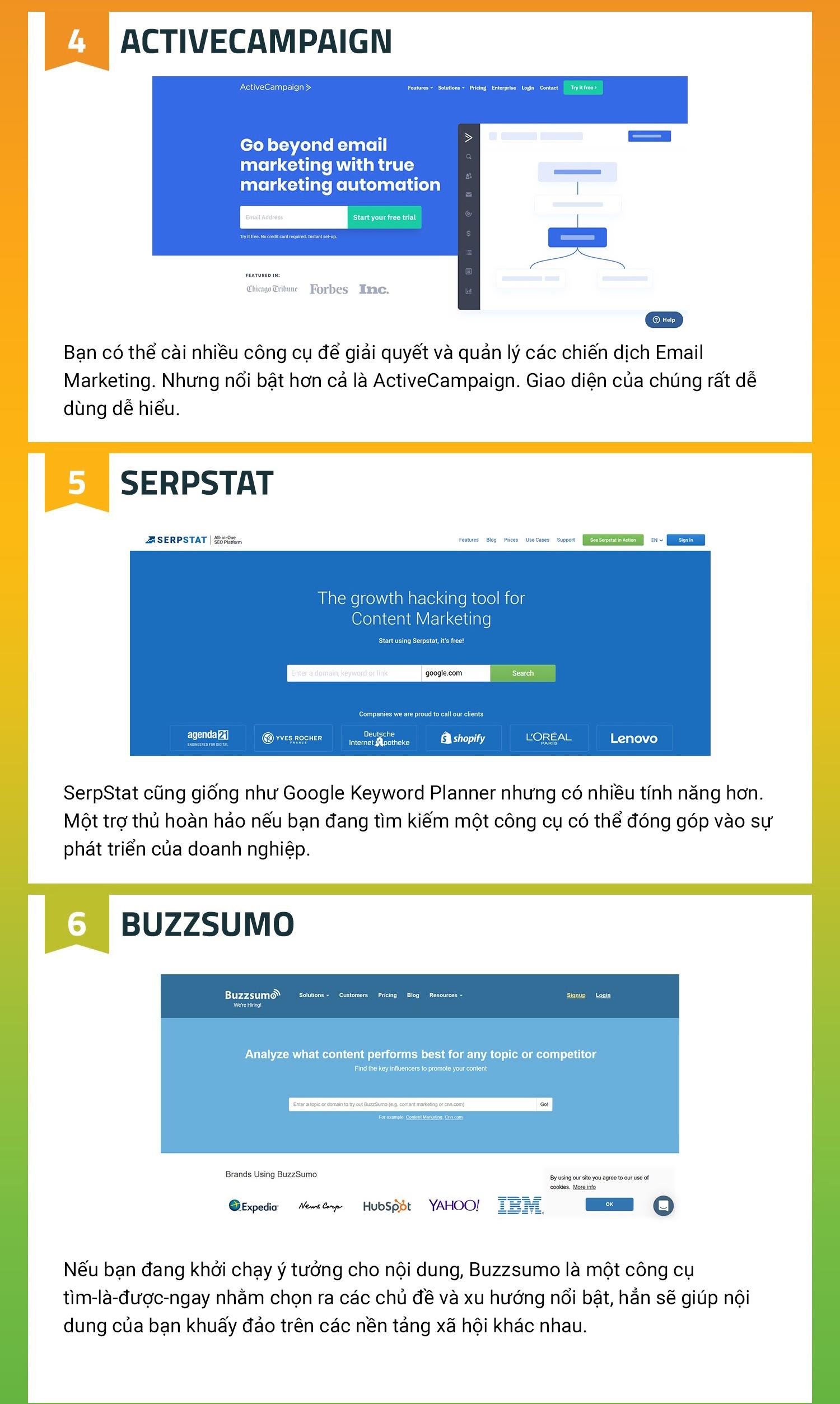 15 công cụ Digital Marketing quan trọng mọi Marketer cần có 2