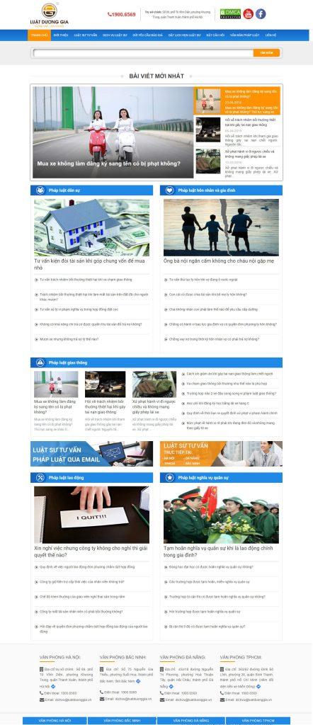 Dịch vụ thiết kế website cao cấp 14