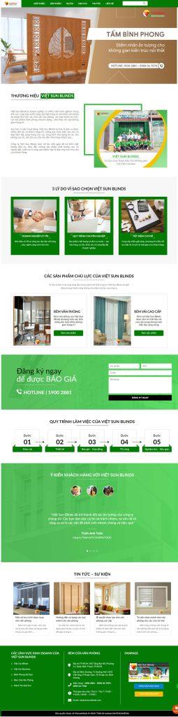Dịch vụ thiết kế website cao cấp 15
