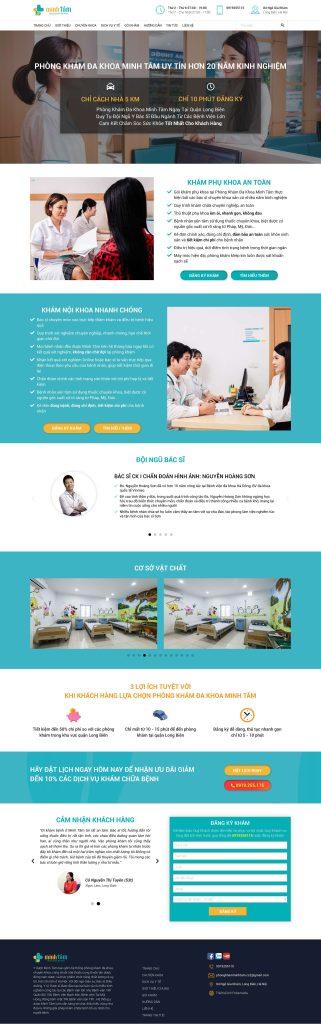 Dịch vụ thiết kế website cao cấp 11