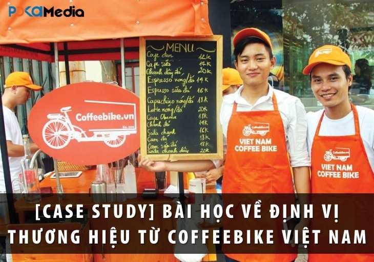 [Case study] Định vị thương hiệu CoffeeBike Việt Nam 1